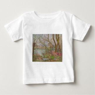 Camille Pissarro - Loggers Grey Pontoise 1878 Tee Shirt