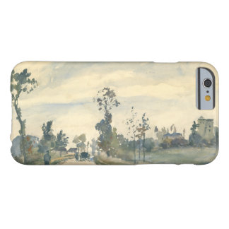 Camille Pissarro - Louveciennes Barely There iPhone 6 Case