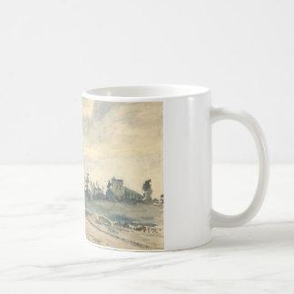 Camille Pissarro - Louveciennes Coffee Mug
