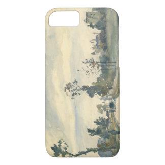 Camille Pissarro - Louveciennes iPhone 7 Case