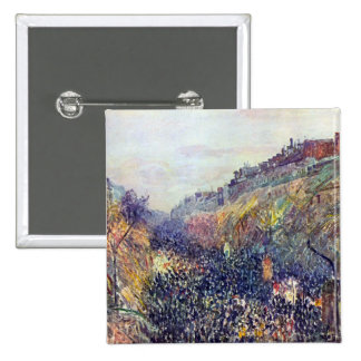 Camille Pissarro - martes en el bulevar Montma Pin