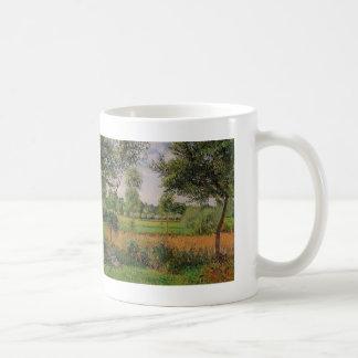 Camille Pissarro- Morning, Sun Effect, Eragny Coffee Mug