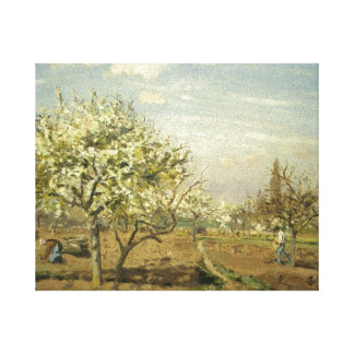 Camille_Pissarro painting canvas wall art