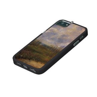 Camille Pissarro- Path to Le Chou, Pontoise iPhone 5 Cases
