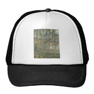 Camille Pissarro - Pontoise Côte 1877 Hermitage Trucker Hat