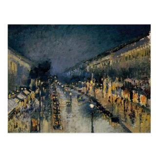 Camille Pissarro Postcard