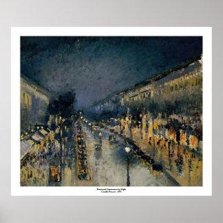 Camille Pissarro Póster