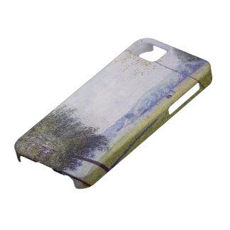 Camille Pissarro- Primrose Hill, Regent's Park iPhone 5 Case