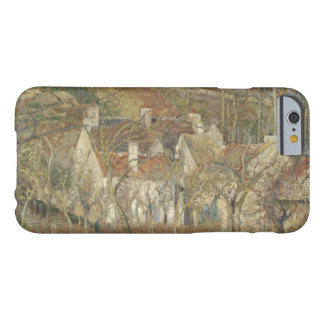 Camille Pissarro - Red Roofs, Corner of a Village Barely There iPhone 6 Case