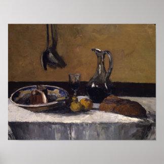 Camille Pissarro - Still Life Poster