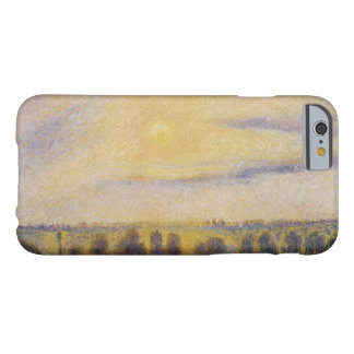 Camille Pissarro - Sunset at Eragny Barely There iPhone 6 Case