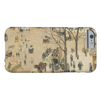 Camille Pissarro - teatro debido Francais del Funda Barely There iPhone 6