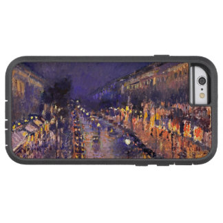 Camille Pissarro The Boulevard Montmartre At Night Tough Xtreme iPhone 6 Case