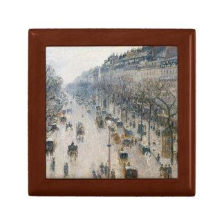 Camille Pissarro - The Boulevard Montmartre Gift Box