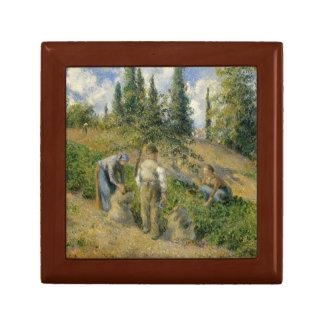 Camille Pissarro - The Harvest, Pontoise Gift Box