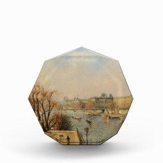 Camille Pissarro- The Louvre Morning Sun Award