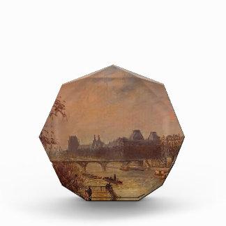 Camille Pissarro- The Seine and the Louvre Paris Awards