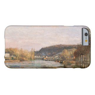 Camille Pissarro - The Seine at Bougival Barely There iPhone 6 Case