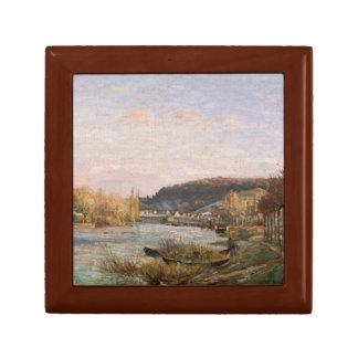 Camille Pissarro - The Seine at Bougival Gift Box