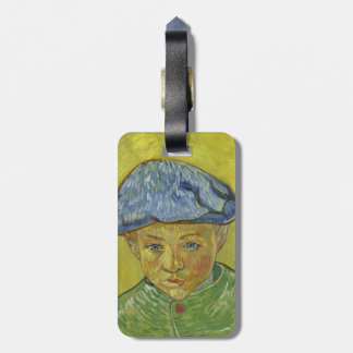 Camille Roulin by Vincent Van Gogh Tags For Bags