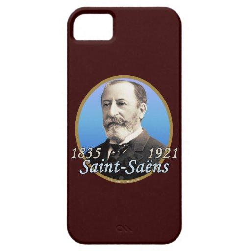 Camille Saint-Saens iPhone 5 Cases