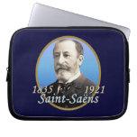 Camille Saint-Saens Laptop Sleeves