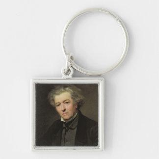Camilo Corot 1858 Llavero Personalizado