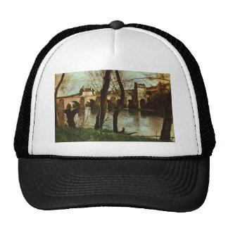 Camilo Corot- el puente en Nantes Gorros
