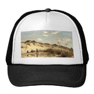 Camilo Corot- una duna en Dunkerque Gorro
