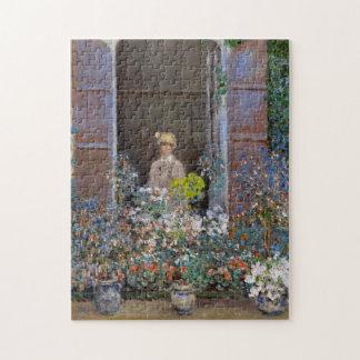 Camilo Monet en la bella arte de Monet de la Rompecabeza