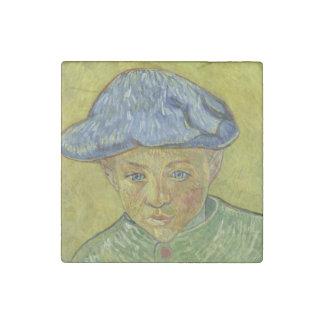 Camilo Roulin de Vincent van Gogh Imán De Piedra