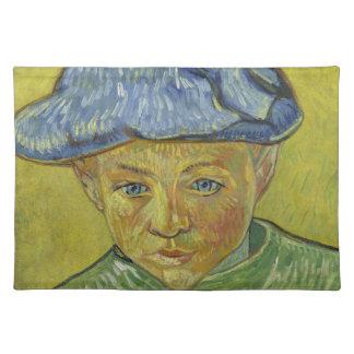 Camilo Roulin de Vincent van Gogh Manteles
