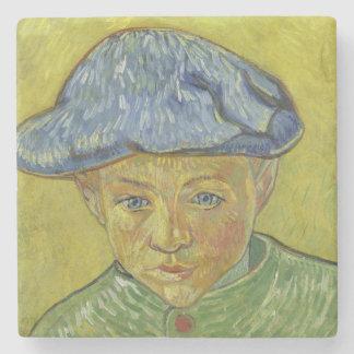 Camilo Roulin de Vincent van Gogh Posavasos De Piedra