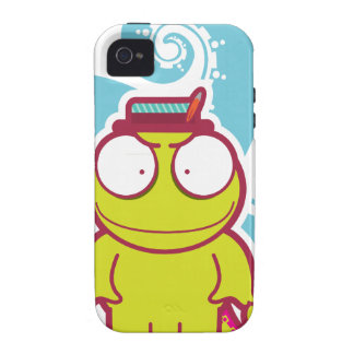 Camilo the Chameleon Case-Mate iPhone 4 Cases