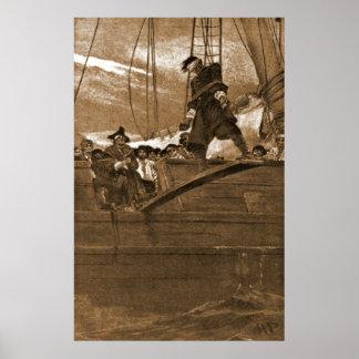 Camina el tablón 1887 posters