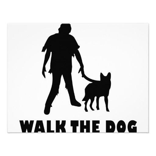 camina el zombi del perro comunicado personal