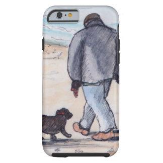 Caminando el perro - 05 funda resistente iPhone 6