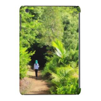 Caminando una trayectoria sola carcasa para iPad mini retina