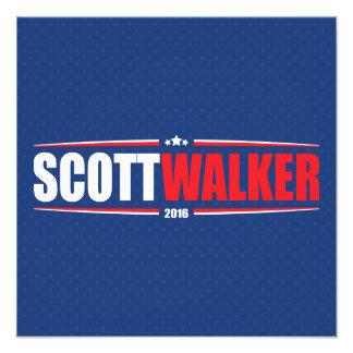 Caminante 2016 de Scott (estrellas y rayas - azul) Fotografias