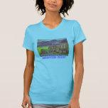caminante de Asheville Tee Shirts
