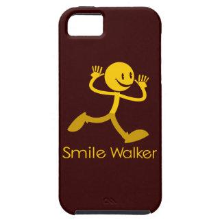 caminante de la sonrisa iPhone 5 carcasa