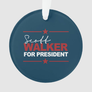 Caminante de Scott para el presidente firma 2016