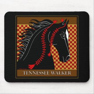 Caminante de Tennessee clásico Mousepad Tapetes De Ratón