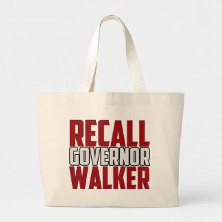 Caminante del gobernador de memoria bolsas