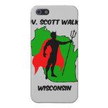 Caminante del gobierno Scott iPhone 5 Cárcasa