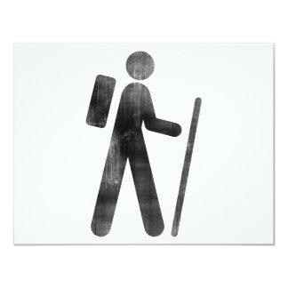Caminante Invitación Personalizada