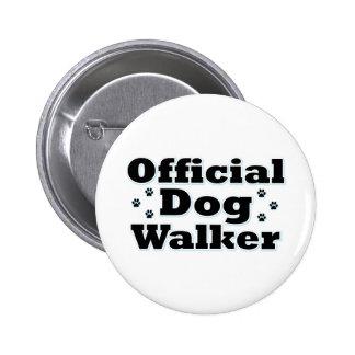 Caminante oficial del perro pin