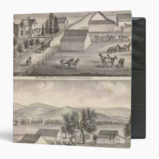 Caminante, residencias de Knittel, granjas