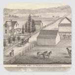 Caminante, residencias de Knittel, granjas Colcomanias Cuadradas