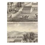 Caminante, residencias de Knittel, granjas Postal